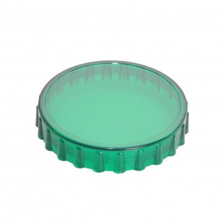 Schraubkappe für Anhaltestab, grün
