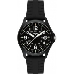 "traser® H3 watch ""Officer Pro"" with date"