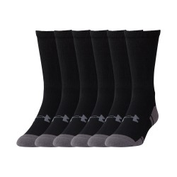 "Under Armour ® socks ""Resistor 3.0"" 6-pack"