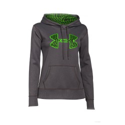 """Under Armour® Ladies Hoody """" BLH Printed Fill"""" ColdGear®"""
