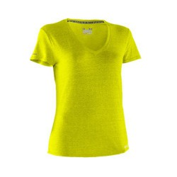 "Under Armour® Ladies T-Shirt ""Charged Cotton® Undeniable®T"" HeatGear®"
