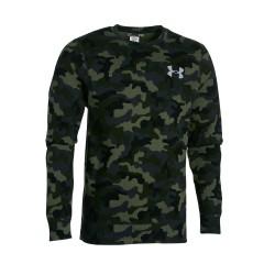 "Under Armour® Langarm Sweat Shirt Camo ""Storm Rival Novelty"" AllseasonGear®"