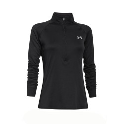 "Under Armour® High Collar Shirt Ladies ""Tech 1/2 Zip"" AllseasonGearr®"
