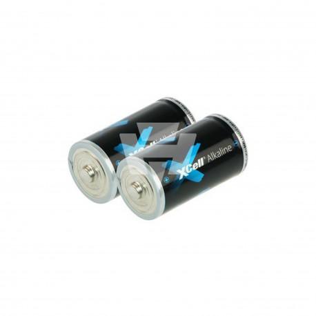 ANSMANN® Baby C-Cell Alkaline Batterie (2er Pack)