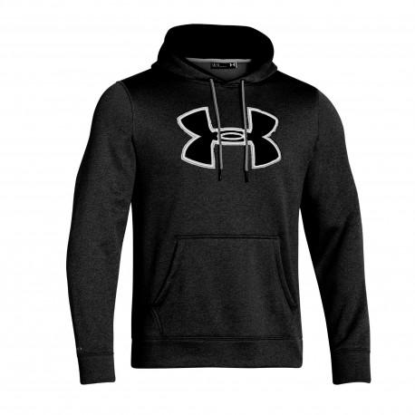 "Under Armour® Big Logo Kapuzenpullover ""Fleece Storm"" ColdGear®"