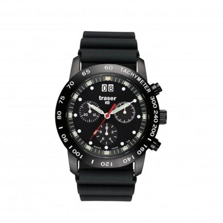 "traser® H3 Armbanduhr ""Classic Chronograph Pro"" mit Datum"