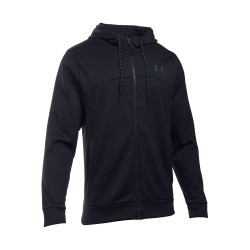 "Under Armour ® Mens Hooded Jacket ""Fleece Icon"" ColdGear®"
