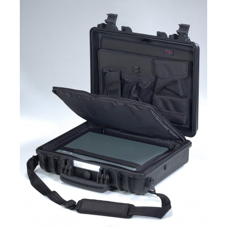 EXPLORER CASES Notebook CASE 4412 BC, inkl. Innentasche & Organiser, (19 Liter)