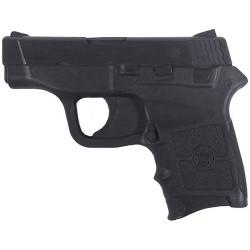 RINGS BlueGuns Kunststoff Trainingswaffe (Kurzwaffe), schwarz