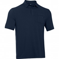 "Under Armour® Charged Cotton ""Pocket Polo"" HeatGear®"