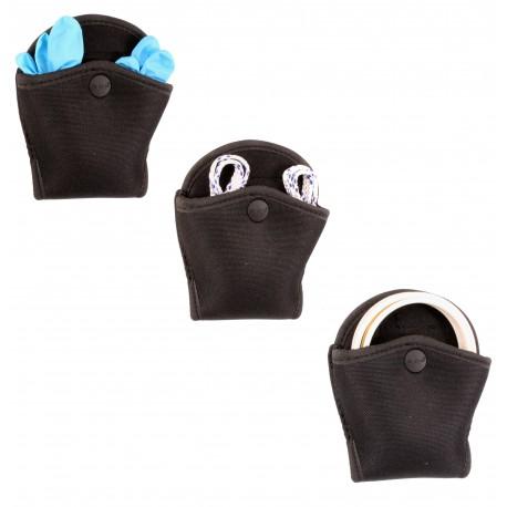 Zubehörholster COP® 9131 für Kunststofffesseln o. Kleinteile