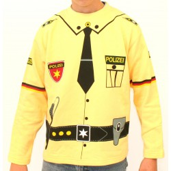 "Kids Sweat Shirt "" POLIZEI"""