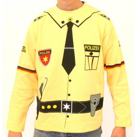 "Kinder Sweat-Shirt ""POLIZEI"""