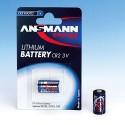 ANSMANN® Lithium Batterie CR2 (1 Stück)