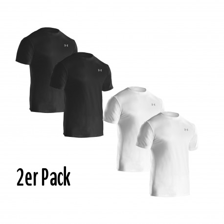 "Under Armour® T-Shirt ""Performance Crew"" 2er-Pack, HeatGear®"