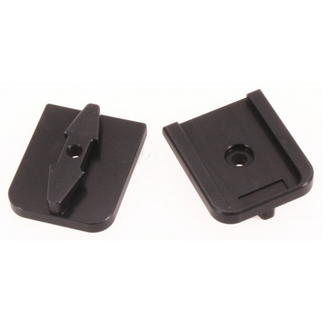 Quik-2-See Magazine Floor Plate Light Mount