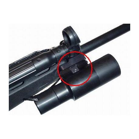 Quik-2-See Montage für H+K MP5