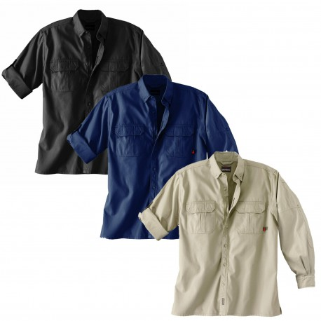 "Elite Series®""Zip-Up"" Long Sleeve Shirt"