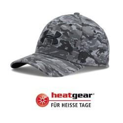 "Under Armour® Basecap Camo ""Blitzing"" HeatGear®"