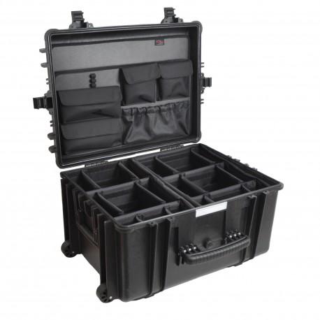 EXPLORER CASES Spurensicherungskoffer 5833 mit Rollen (85 Liter)