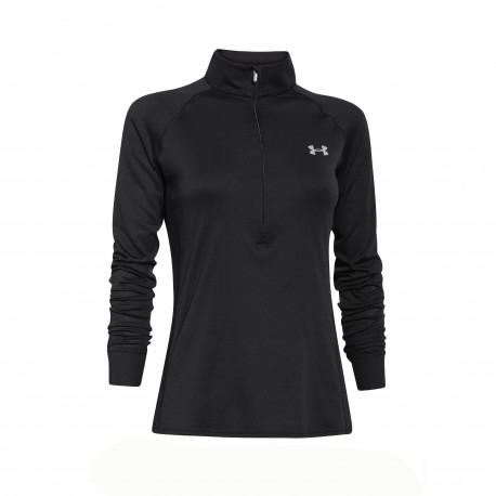 "Under Armour® High Collar Shirt Ladies ""Tech 1/2 Zip"" AllseasonGearr®"