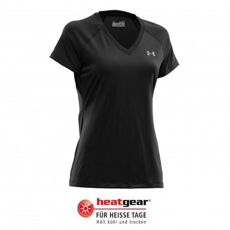 "Under Armour® Ladies T-Shirt ""Tech Shortsleeve T"" HeatGear®"
