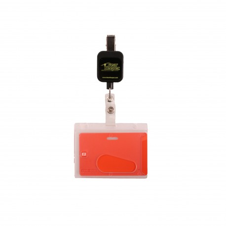 "Pack ID Holder Polycarbonat  & Micro GearKeeper® ""RT5"""