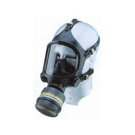 breath protection - full mask C 607 SELECTA