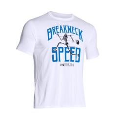 """Under Armour® T-Shirt """"Breakneck Speed"""" HeatGear®"""