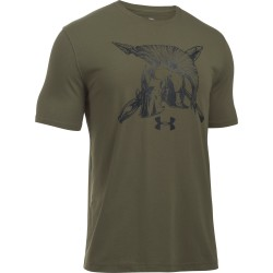 "Under Armour® Tactical T-Shirt ""Spartan"" HeatGear®, loose"