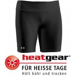 "Under Armour® Ladies 7"" Authentic Compression Short HeatGear®"