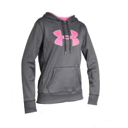 "Under Armour® Ladies Kapuzenpulli "" BLH Printed Fill"" ColdGear®"