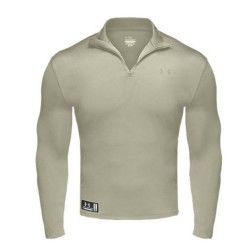 Under Armour® Tactical Stehkragen-Shirt 1/4 Zip ColdGear®