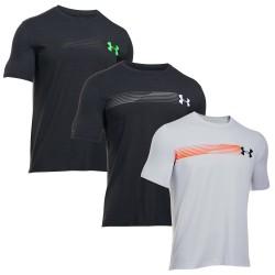 "Under Armour® T-Shirt ""Fast Logo T"" HeatGear® loose"
