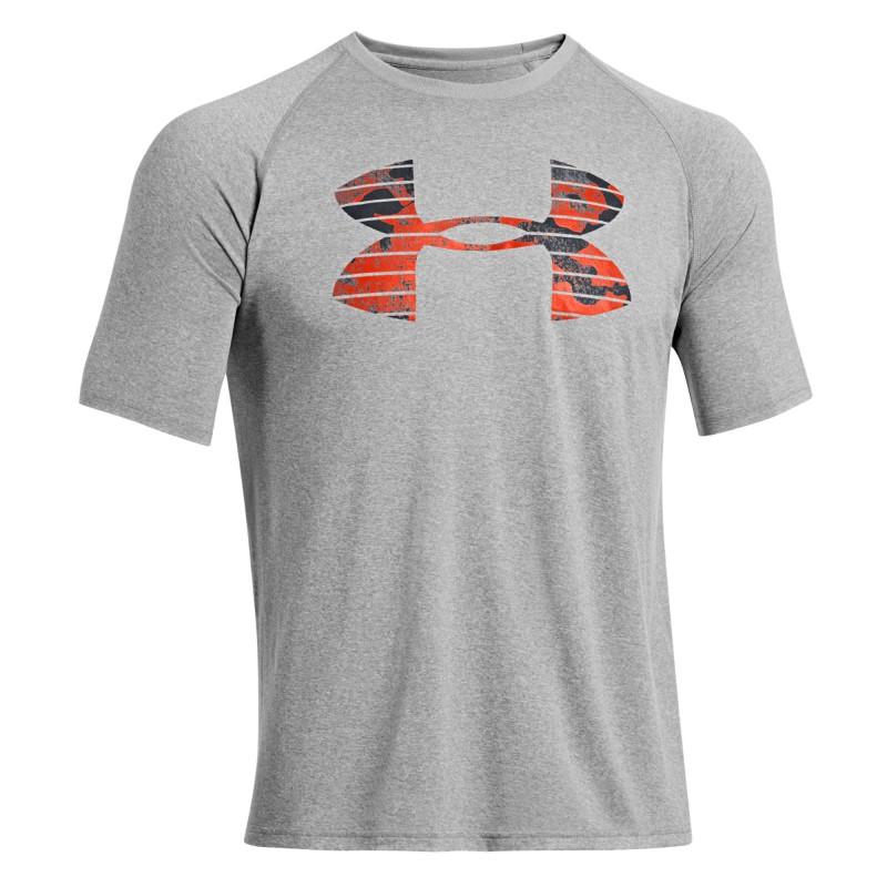 Under Armour T Shirt Heatgear Core Logo Graphic Cop