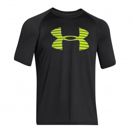 "Under Armour® T-Shirt ""Core Logo Graphic"" HeatGear®"