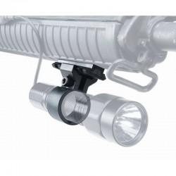 PELI Picatinny Lichtmontage MP5/AR15