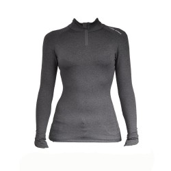 """Under Armour® Ladies collar shirt """"Fitted 1/4 Zip"""" ColdGear®"""