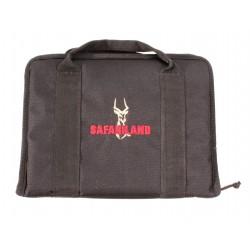 SAFARILAND® 4553 Pistolen-/Revolvertasche (2 Kurzwaffen), gepolstert