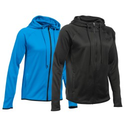 "Under Armour® Ladies Hooded Jacket ""Lightweight Storm"" ColdGear®"
