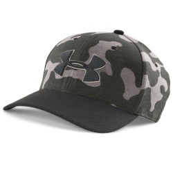 "Under Armour® Basecap Camo ""Closer"" HeatGear®"