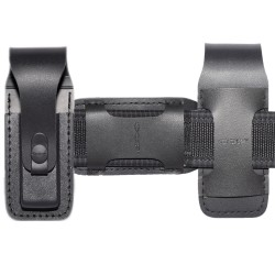 COP® magazine pocket horizontal / vertical, plastic, black