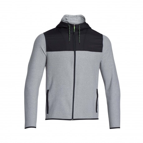 Under Armour®  Fleece-Kapuzenjacke ColdGear® Infrared