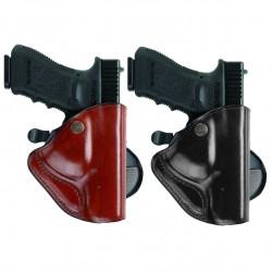 BIANCHI® 83 PaddleLok(TM)  Paddleholster, Leder