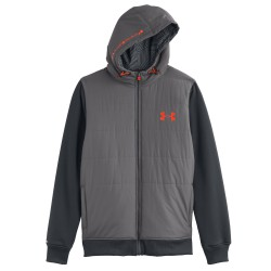 Under Armour®  Infrared Storm Hybrid Kapuzenjacke ColdGear®