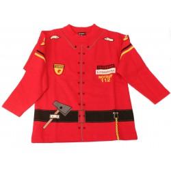 """Kids Sweat-Shirt """"FEUERWEHR"""" Fire Fighter"""