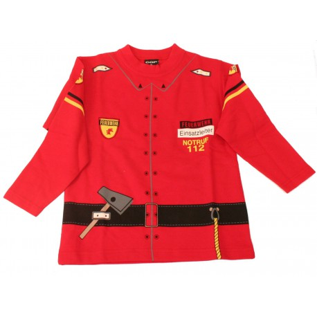 "Kids Sweat-Shirt ""FEUERWEHR"" Fire Fighter"