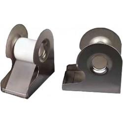 Metall-Abroller für Fingerabdruck-Band