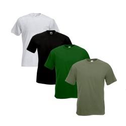 T-Shirt ohne Aufdruck 3XL