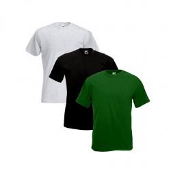 T-Shirt ohne Aufdruck 4XL